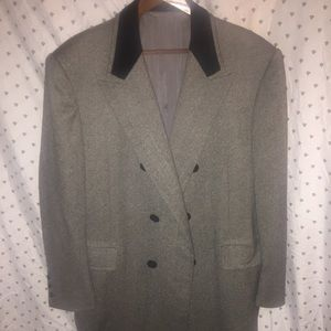Vintage House of Maurizio Fifth Ave Wool Coat XL